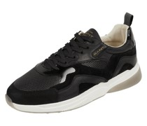 Chunky Sneaker aus Leder Modell 'Vilagate'