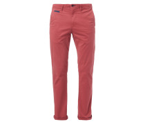 Regular Fit Chino aus Baumwoll-Elasthan-Mix