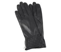 Handschuhe aus Leder - Touchscreen-fähig