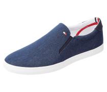 Slip-On Sneaker in Denimoptik