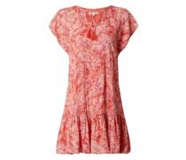 Kleid aus Viskose Modell 'Carmen'