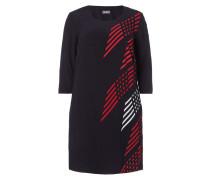 PLUS SIZE - Kleid mit grafischem Muster