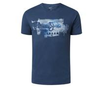 T-Shirt mit Logo-Print Modell 'Golders'