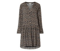 Kleid mit Glitter-Effekt Modell 'Cidavola'