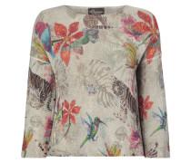 Pullover mit exotischem Muster
