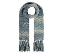 Schal aus mehrfarbigem Design