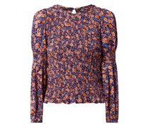 Blusenshirt mit floralem Muster Modell 'Lubbie'