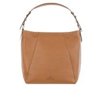 Hobo Bag aus Leder Modell 'Lucy'
