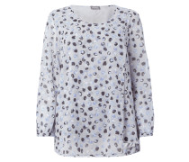 PLUS SIZE - Blusenshirt aus Chiffon