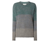 Pullover aus Mouliné Modell 'Aryaa'