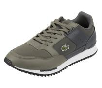 Sneaker in Leder-Optik Modell 'Partner Piste'