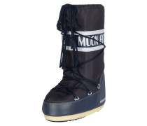 Moonboots mit Logo-Prints - wasserdicht