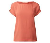 Blusenshirt mit Seide-Anteil Modell 'Istante'