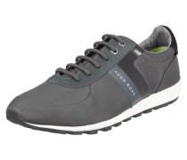 Sneaker 'Blast_Runn_ny' mit Lederbesatz