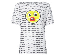 Shirt mit Tennisball-Emoticon
