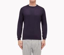 Brunello Cucinelli Pullover Mit Rundkragen - Leichter Rundhals-Pullover Aus Wolle Und Kaschmir