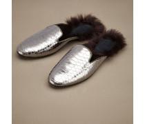 Flache Schuhe