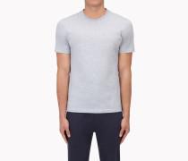 Brunello Cucinelli Kurzärmliges T-Shirt - T-Shirt Aus Jersey, Slim Fit Mit Rundhalsausschnitt
