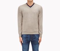 Brunello Cucinelli Kaschmirpullover - Pullover Mit V-Ausschnitt Aus Kaschmir