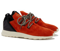 ZX FLUX ADV X Sneakers in Orange