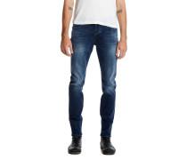 IGGI SKINNY REVIVE Slim Jeans Blau