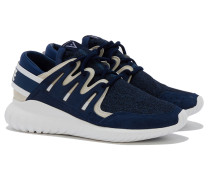 x White Mountaineering TUBULAR Nova Sneakers in Blau