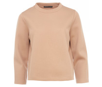 IMAN Oversize-Pullover in Puder