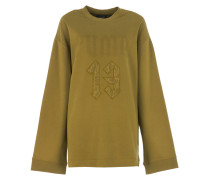 LONG SLEEVE GRAPHIC T-Shirt in Olive Branch