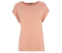 AMELIE Shirt mit Silky-Touch in Powdry Rose
