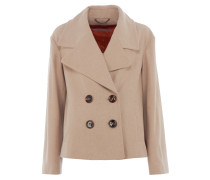BRECON Cabanjacke in Beige