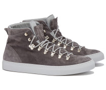 MAROSTICA MID ASH CHAMOIS Sneakers in Grau