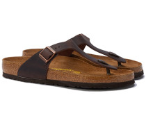 GIZEH Sandale in Braun