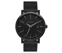 ROLLO 38 SS Armbanduhr Schwarz