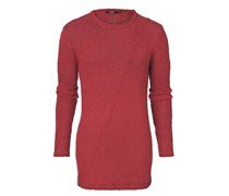 CALE Strick Pullover Rot