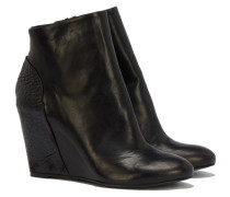 MANON Ankle Boots in Schwarz