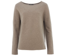 MILLY Strickpullover in Taupe
