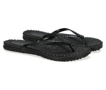 CHEERFUL Flip Flops Schwarz