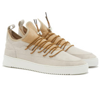 LOW TOP NEO LACED Sneakers in Beige