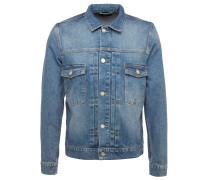 CAM Jeansjacke in Denim-Blue