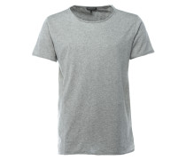 KENDRICK Herren Rundhals Basic T-Shirt Grau