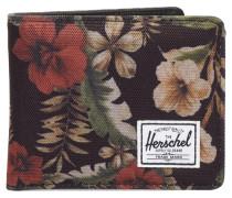 Supply CO. Brand HANK + COIN Geldbörse mit Blumenmuster