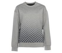 Sweater Muster Grau