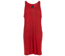MTS265 extralong Tank-Top in Rot