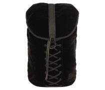 Puma by Rihanna LACE-UP Rucksack in Schwarz