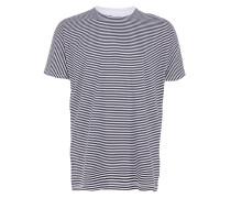 HIGHWAY EZBOY T-Shirt in Schwarz-Weiß gestreift