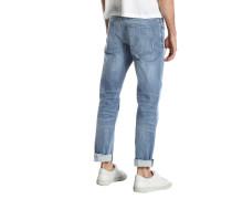 LOU SLIM PURE STONE Jeans Blau
