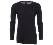 MTS 282 Sweatshirt in Schwarz