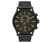 SENTRY CHRONO Armbanduhr Schwarz