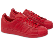 Superstar ADICOLOR Sneakers in Rot