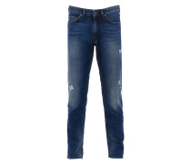 DEEP Slim-fit Jeans in Blau